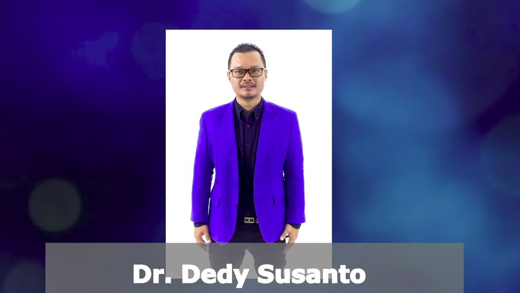 Profil Dedy Susanto: Klaim Pakar Pemulihan Jiwa hingga Motivator Kekayaan