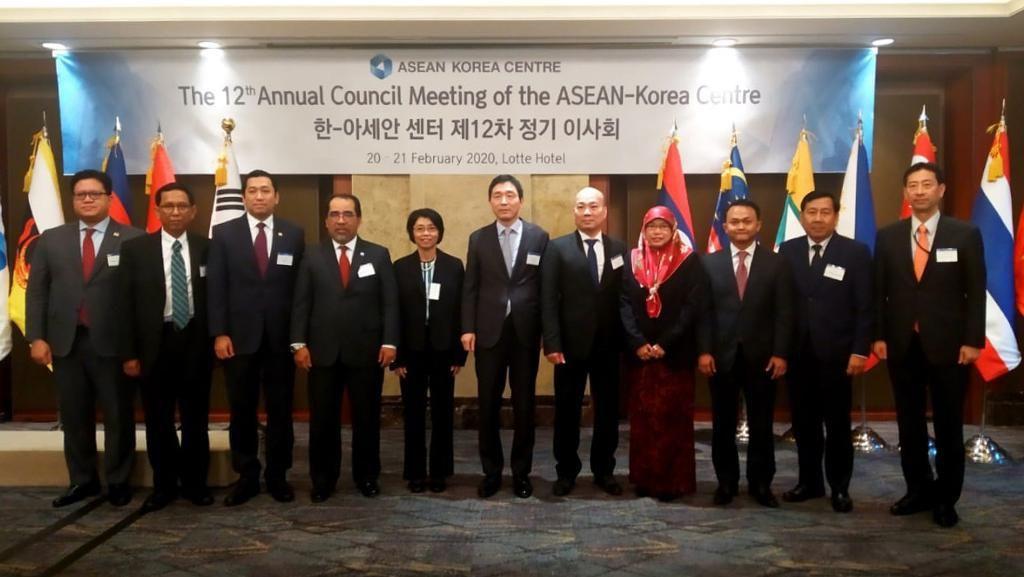 RI Mau Genjot Ekspor ke Korea Selatan, Ini Peluangnya