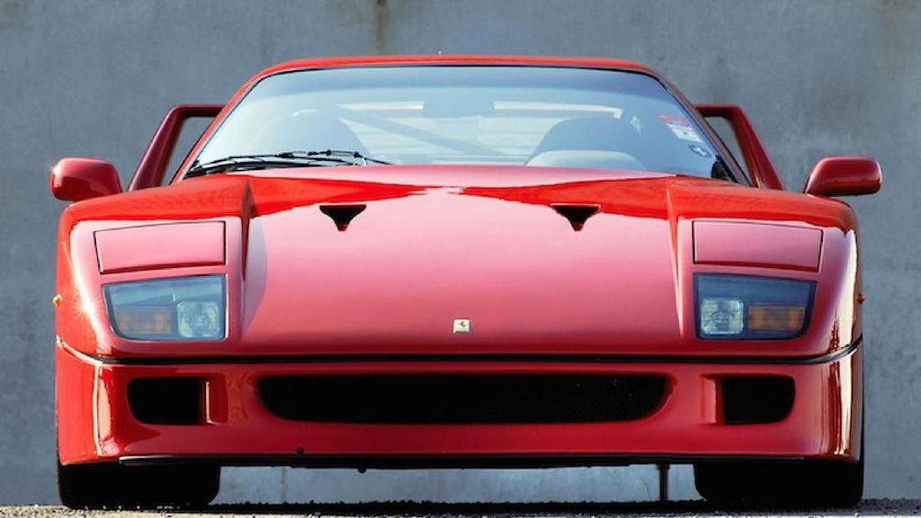 Ini Baru Sultan Beneran, Legenda 11 Ferrari F40 Milik Sultan Brunei