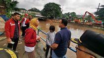 Anies Bilang Ketinggian Air di Manggarai Terus Turun: Ini Tanda Positif