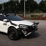 Honda City Berubah Takdir, Jadi Asyik Buat Off Road