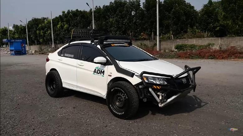 Honda Ciry Off Road