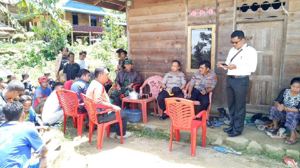 Tanah Longsor di Toraja, 1 Pemotor Tewas