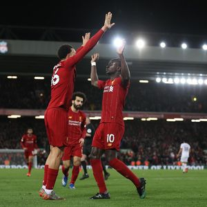 Hasil Liverpool Vs West Ham: The Reds Menang Tipis 3-2