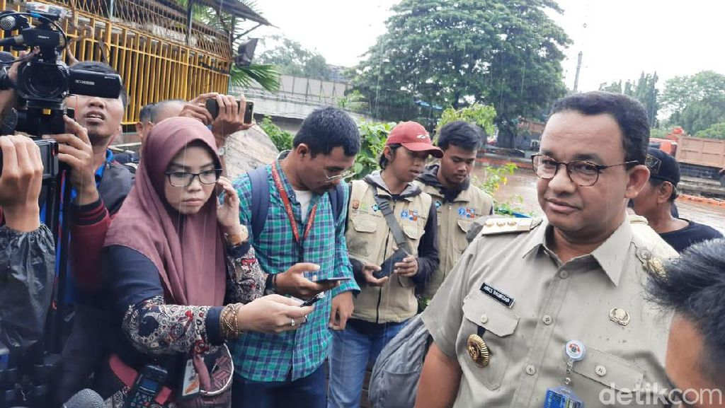Jakarta Banjir Terus, Kebijakan Revitalisasi Anies di Cikini Dikritik
