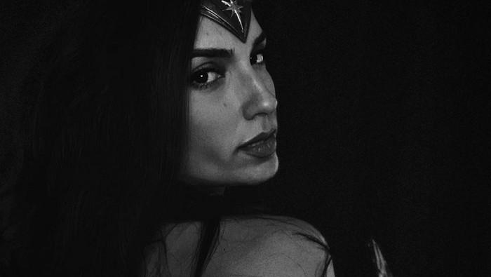 Lis Wonder mirip wonder woman