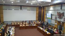 Menkominfo Raker Bareng Komisi I Bahas RUU Perlindungan Data Pribadi