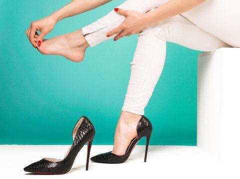 Tips agar kaki tetap sehat di musim banjir.
