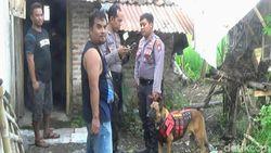 Polisi Kerahkan Anjing Pelacak Cari Kepala Korban Terpenggal di Bondowoso