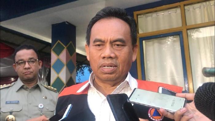 Sekda Pemprov DKI Jakarta Saefullah