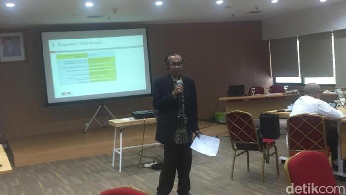 Artidjo Alkostar (Ibnu Hariyanto/detikcom)