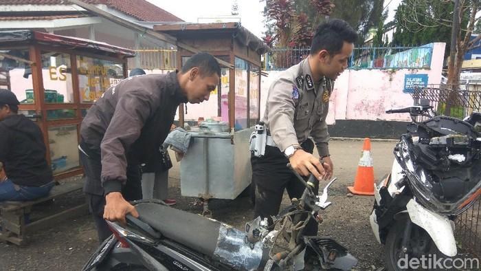 Kecelakaan di Bandung Barat tiga orang tewas