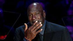 Video Tangis Michael Jordan Teruntuk Kobe Bryant