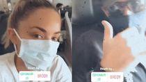 Duh! Adik Kim Kardashian Bercanda soal Corona Usai Liburan di Bali