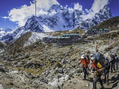 5 Aturan Sederhana di Base Camp Gunung Everest