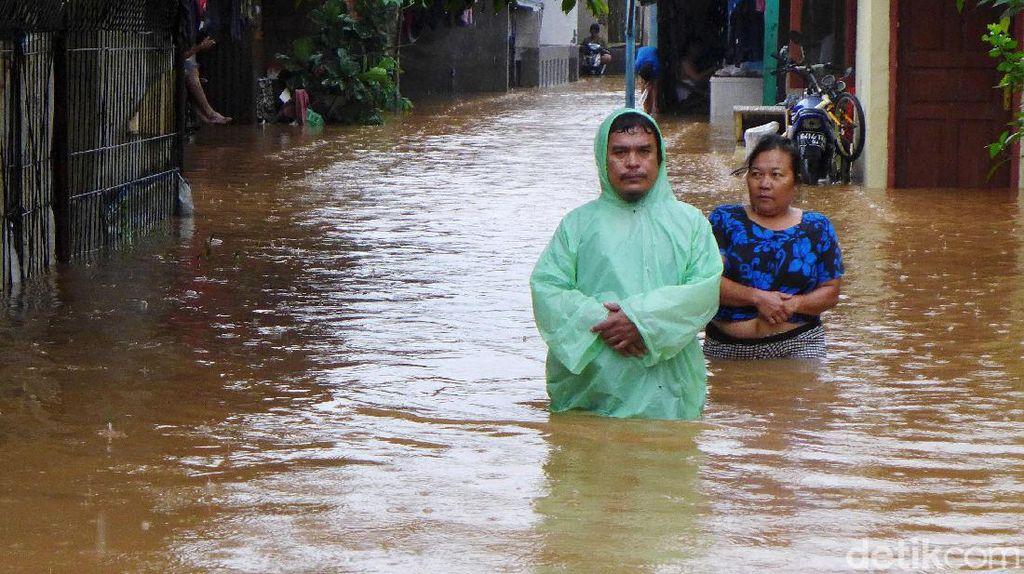 Kominfo Sebut 1.122 BTS Sempat Down Gegara Banjir Jabodetabek