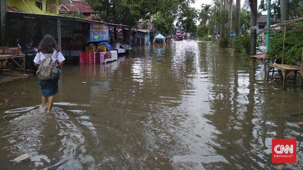 Kala Tidur Korban Banjir Serasa Bakal Dihukum Mati
