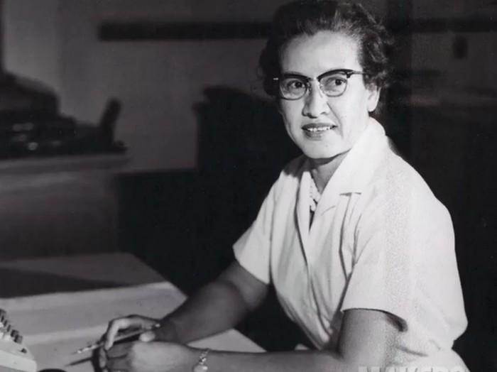 Katherine Johnson, ahli matematika NASA wafat di usia 101 tahun