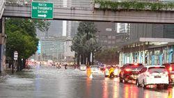 Penting! Daftar Status KRL dan TransJakarta Terkini Imbas Banjir