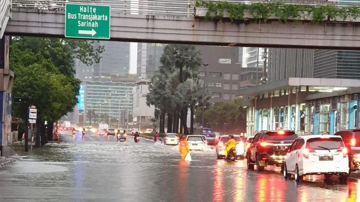Banjir Thamrin Jakarta