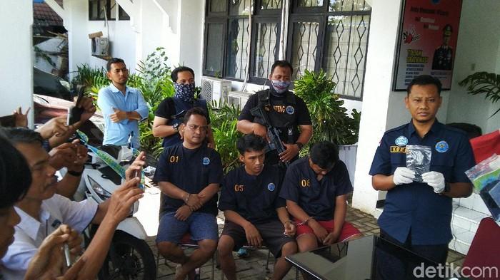 BNNP Jateng tangkap pengedar sabu dikendalikan napi Kedungpane