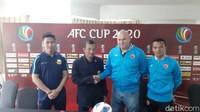 Senayan Panas atau Hujan, buat Shan United FC Bukan Halangan