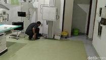 Pasca Kebanjiran, Layanan Radiologi RSUD Kraton Kota Pekalongan Belum Buka