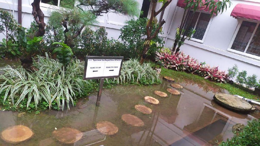 RSCM Kebanjiran, Pemprov DKI Berencana Pasang Pompa Tambahan