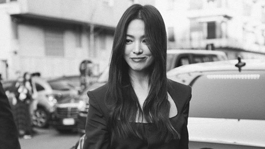 Song Hye Kyo dari instagram.