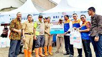 Tanggap Bencana Banjir Jakarta, Bank BRI Dirikan 4 Posko BRI Peduli