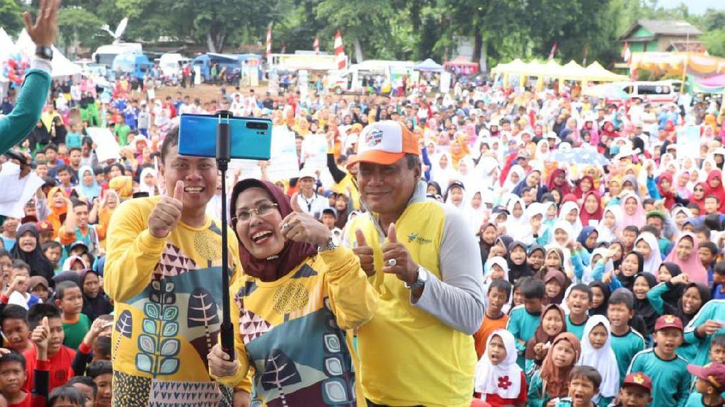 1.511 RW di Kabupaten Serang Ikuti Lomba Kampung Bersih
