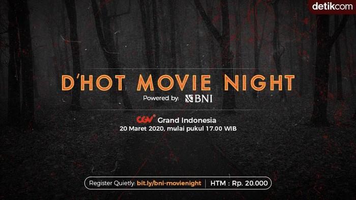 New BNI dHot Movie Night