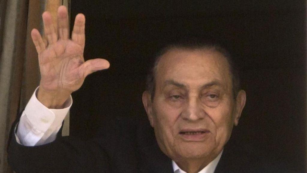 Profil Hosni Mubarak, Eks Presiden Mesir yang Meninggal Dunia