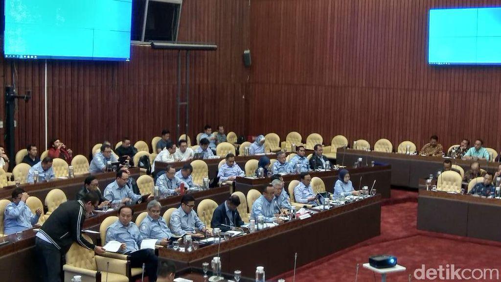 DPR Panggil Edhy Prabowo Bahas Program Kerja 2020