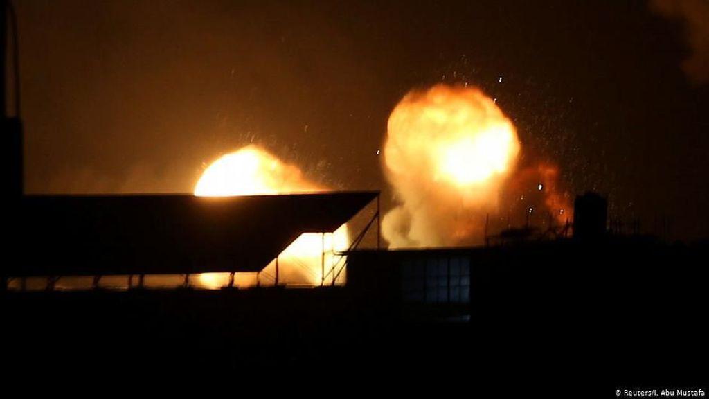 Israel Serang Kantong Jihad Islam di Gaza dan Suriah, 6 Orang Tewas