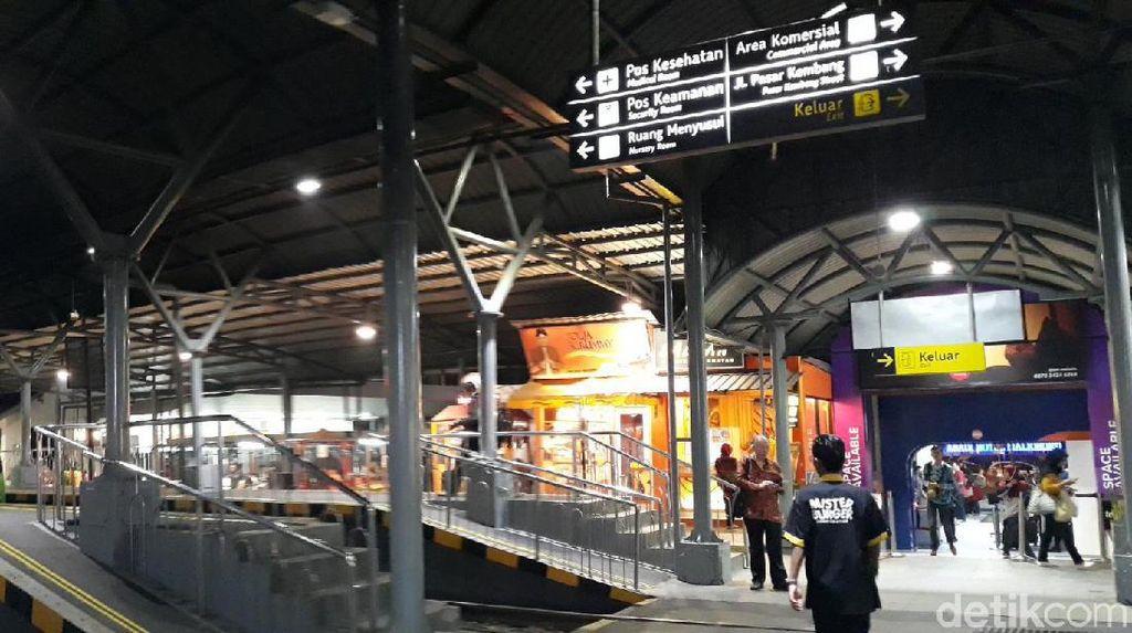 28 Ribu Penumpang Batalkan Tiket Kereta Api Gegara Pandemi Corona