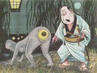 Shirime, Hantu Telanjang Jepang yang Usil Baget