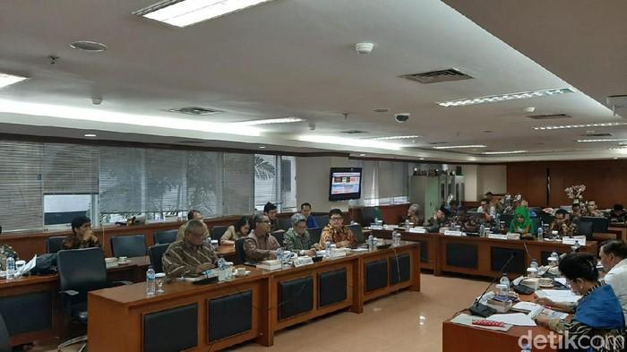 Wamenkeu Rapat soal Dana Otsus Papua dengan DPD