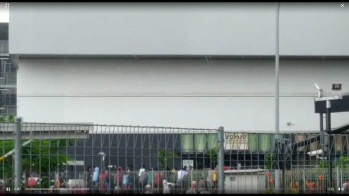 Viral AEON Mall JGC Cakung Diserang Warga, Polisi Turun Tangan