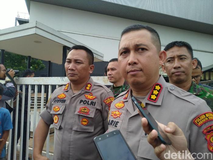 Kapolres Jakarta Timur Kombes Arie Ardian