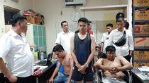 3 Perampok Sadis di Sumsel Ditangkap, Pecatan Polisi Ikut Terlibat