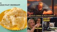 Duh! Warga Malaysia Protes karena Roti Canai Disebut The Asian Flat Croissant