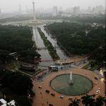 Jakarta Banjir, Persiapan Formula E Tetap Jalan