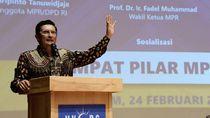 Ke Mahasiswa, Pimpinan MPR Tekankan Pancasila dan Jiwa Wirausaha