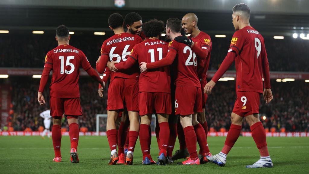 Skenario Juara Liverpool Usai Jalani Dua Laga Lagi