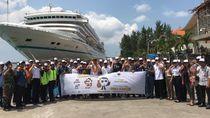 Kemenhub Kampanye Sadar Keselamatan Pelayaran di Pelabuhan Benoa