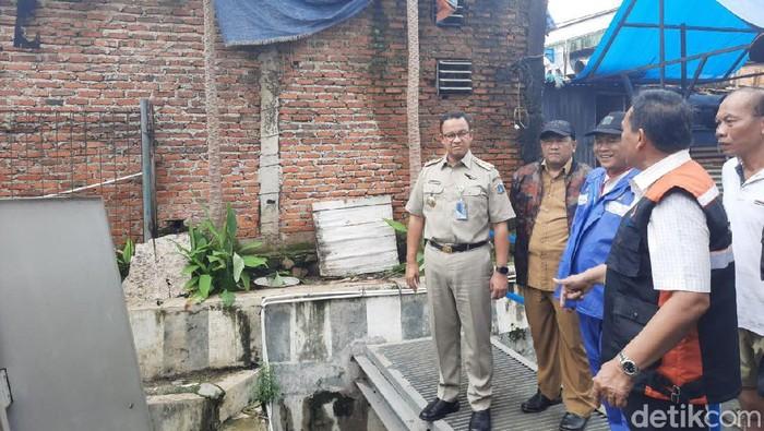 Gubernur DKI Jakarta Anies Baswedan (Yogi Ernest/detikcom)