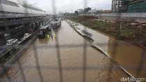 Tol Terendam Banjir, Pengelola Pede Jalan Tak Rusak