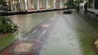 Istana Kepresidenan Jakarta Tergenang!