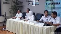 BMKG Sudah Laporkan Peringatan Cuaca Ekstrem ke Pemprov DKI